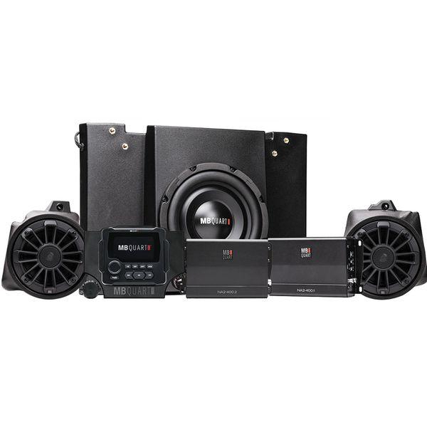 """Arriving Soon"" - 2019 - 2022 Honda Talon 500 Watt STAGE 3 Tuned Audio System - MBQT-STG3-1 - Plug and Play"