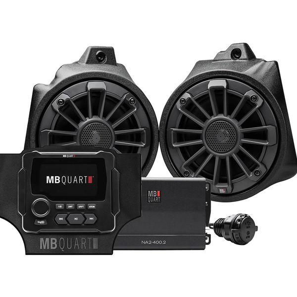 """Arriving Soon"" - 2019 - 2022 Honda Talon 160 Watt STAGE 2 Tuned Audio System - MBQT-STG2-RAD-1 - Plug and Play"