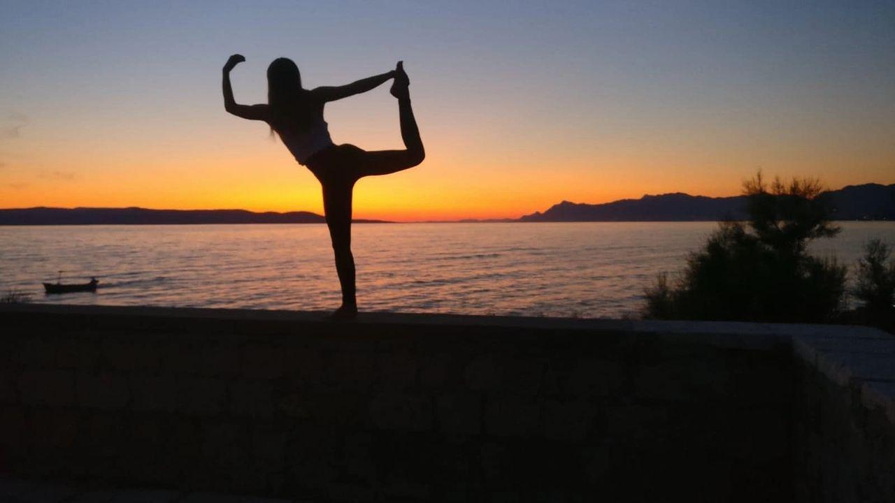 Yoga Urlaub Kroatien