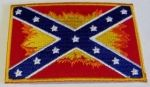 REBEL CONFEDERATE WITH FIRE