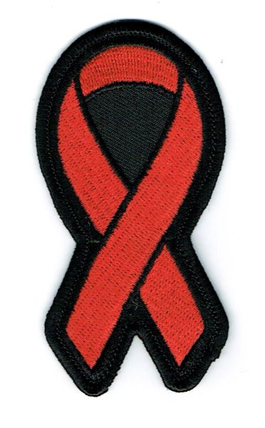 RED RIBBON AIDS, SUBSTANCE ABUSE...AWARENESS