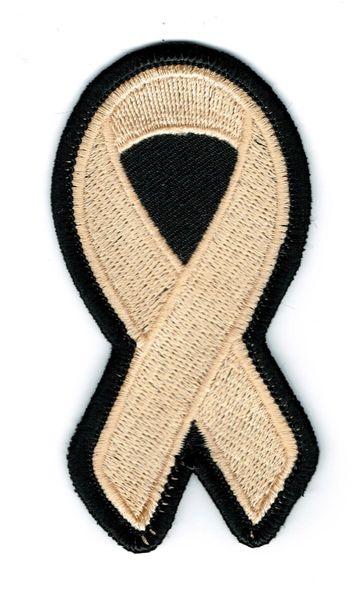 PEACH RIBBON VAGINAL ENDIMETRIAL..CANCER AWARENESS