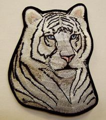 WHITE TIGER SMALL