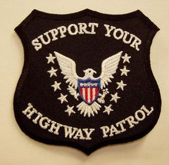 SUPPORT YOUR HIGHWAY PATROL