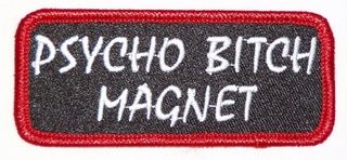 PSYCHO BITCH MAGNET
