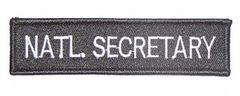 NATL. SECRETARY