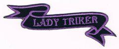 LADY TRIKER RIBBON PURPLE