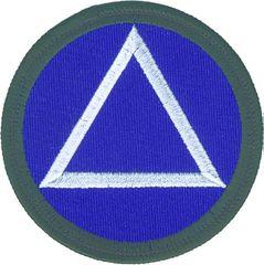 AA/Alcoholic's Anonymous Triangle