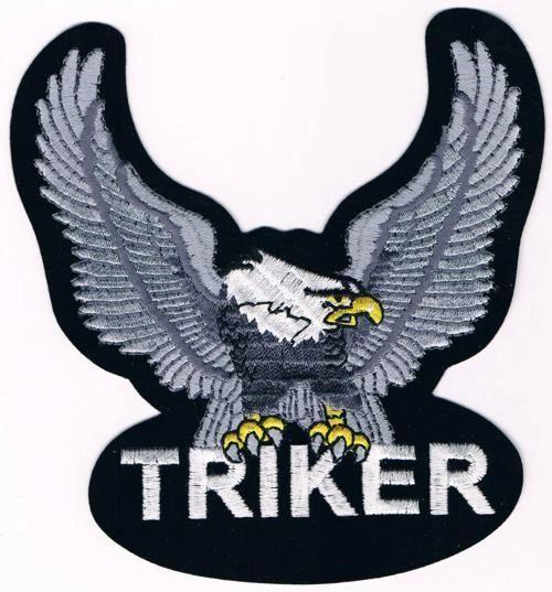 TRIKER EAGLE SILVER