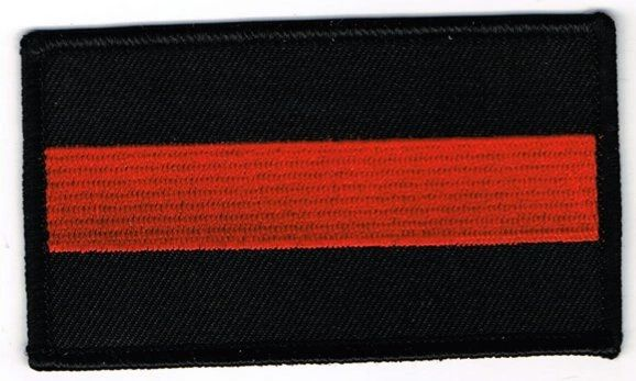FIREFIGHTER/THIN RED LINE LARGE