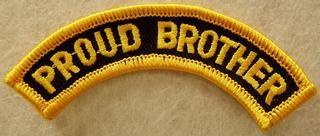 PROUD BROTHER ROCKER