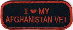 I LOVE MY AFGHANISTAN VET