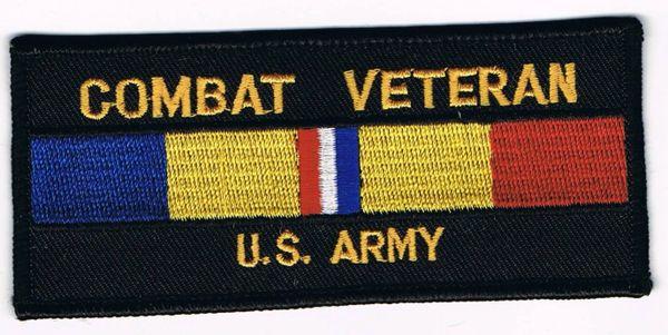COMBAT VET US ARMY