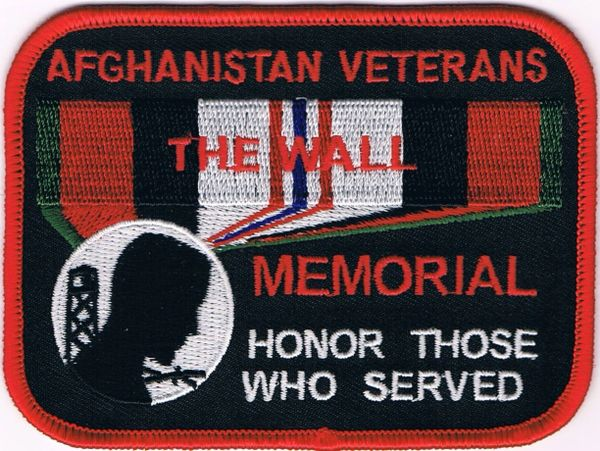 AFGHANISTAN VETERANS MEMORIAL - HONOR THOSE WHO SERVED