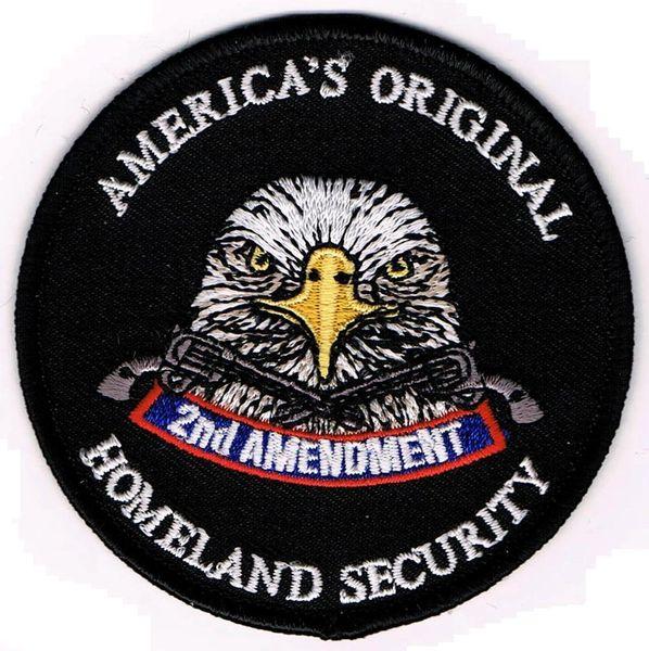 AMERICA'S ORIGINAL HOMELAND SECURITY