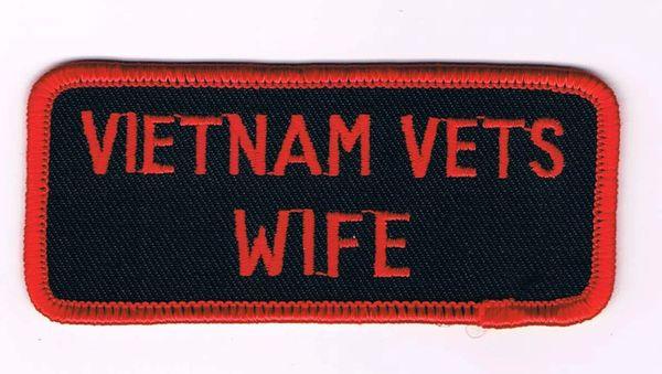VIETNAM VETS WIFE