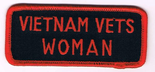 VIETNAM VETS WOMAN