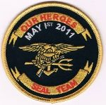 OUR HEROES MAY 1ST 2011 SEAL TEAM