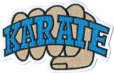 KARATE (blue)