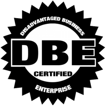 S&D Engineering and Construction, Inc. holds the Disadvantaged Business Enterprise (DBE) certification, administered by the Florida Department of Transportation.