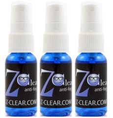 3 Z Clear Sprays