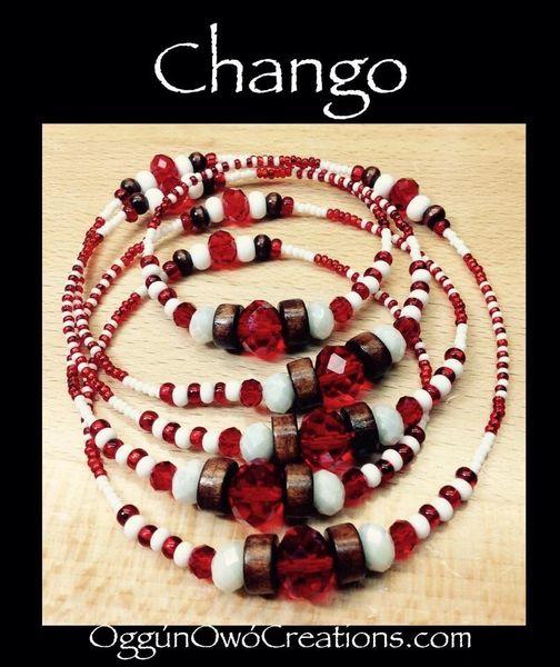 Eleke de Chango 2