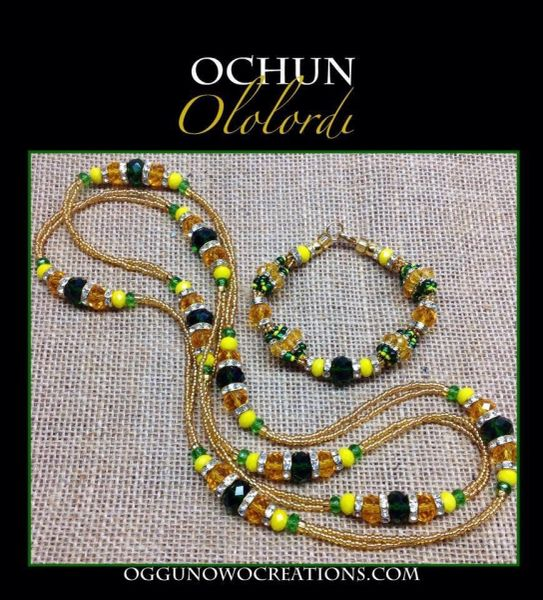 Ochun Ololordi 2strand set