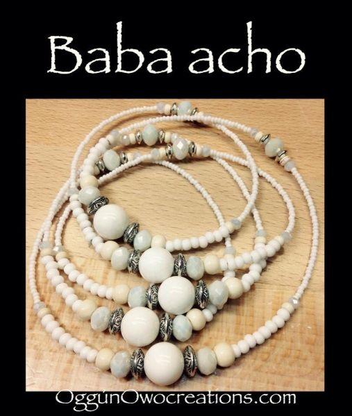 Eleke de Obatala Baba Acho