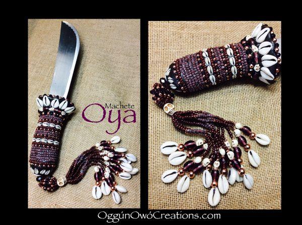 Machete de Oya