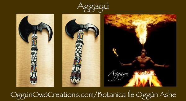 Medium axe Aggayu