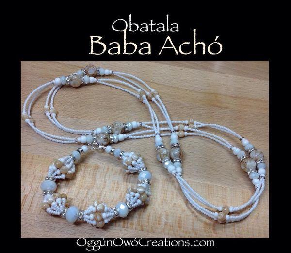 Set de Obatala Baba Acho