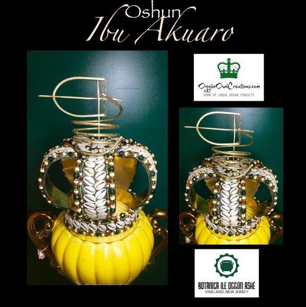 Crown for Oshun Ibu Akuaro 2
