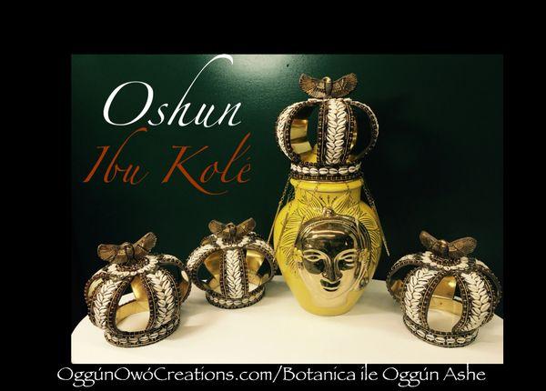 Crown for Ochun Ibukole 2