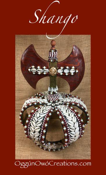 Shango Crown Large 2
