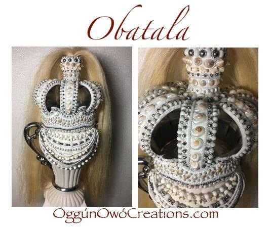 Crown for Obatala