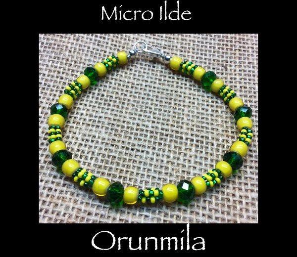 Micro ilde de Orunmila 2