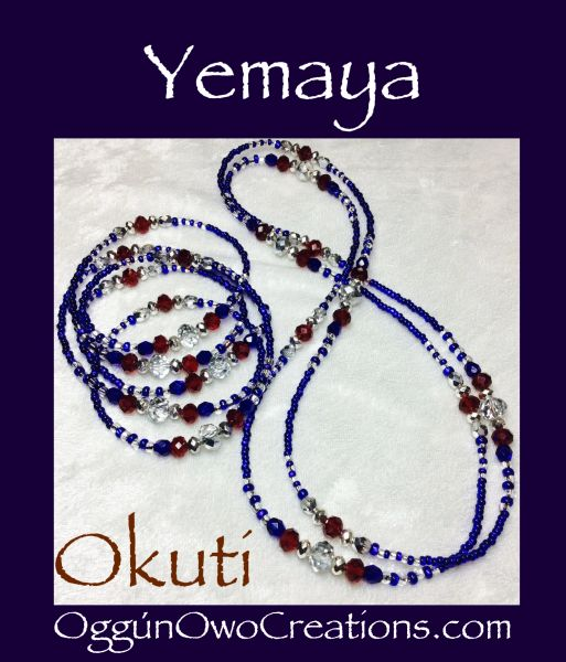 Eleke de Yemaya Okuti 2