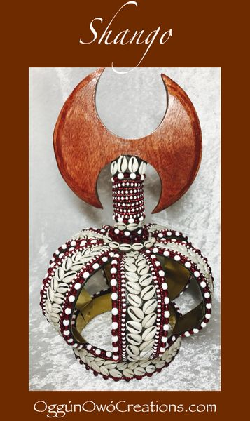 Crown for Shango