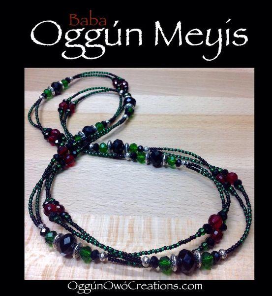 Eleke de Oggún meyis