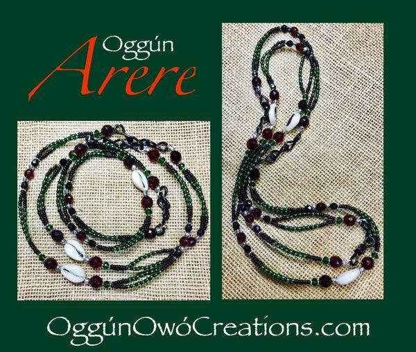 Eleke de Oggun Arere (2Strand )