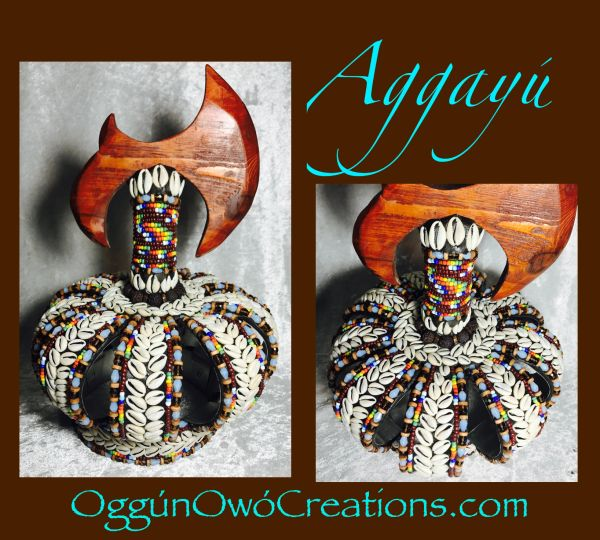 Crown for Aggayu