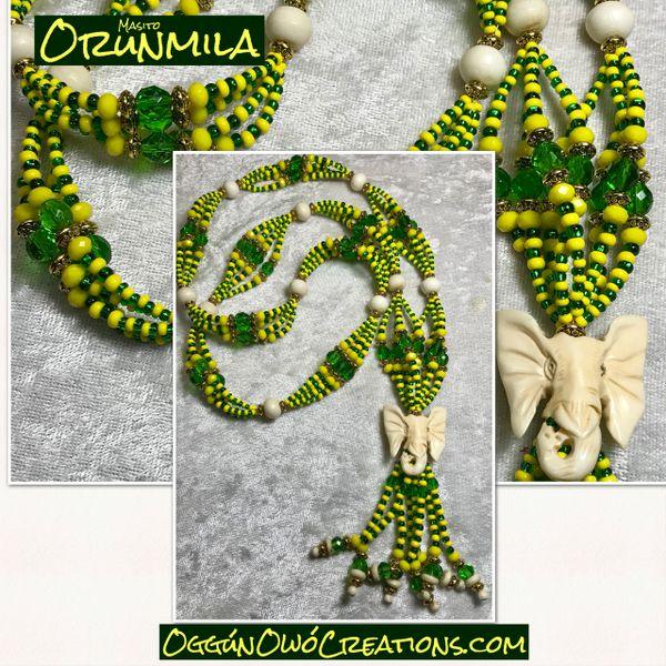 Mazito de Orunmila