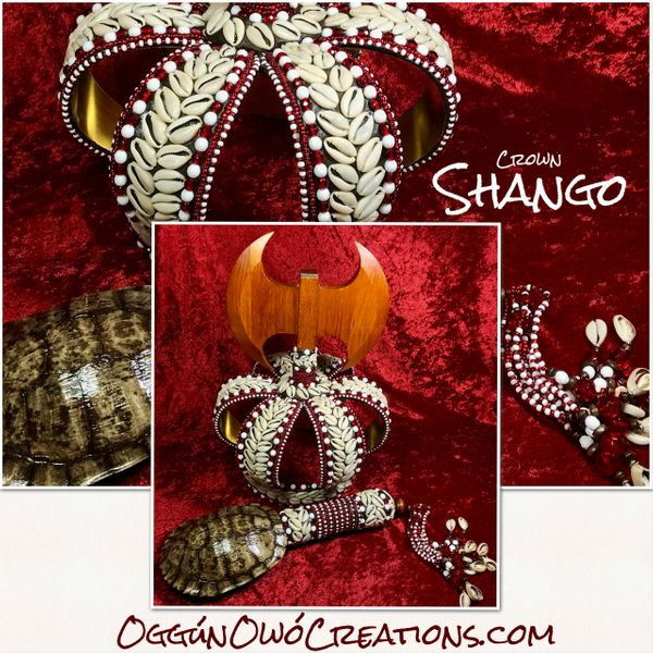 Crown for Chango & Ashere