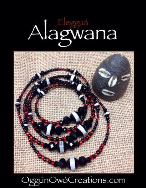 Eleke de Eleggua Alagwana