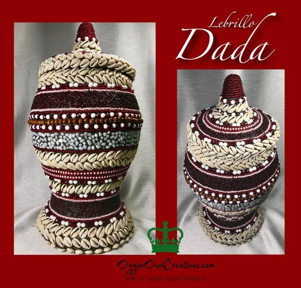 Dada Lebrillo (Wooden Vesel )