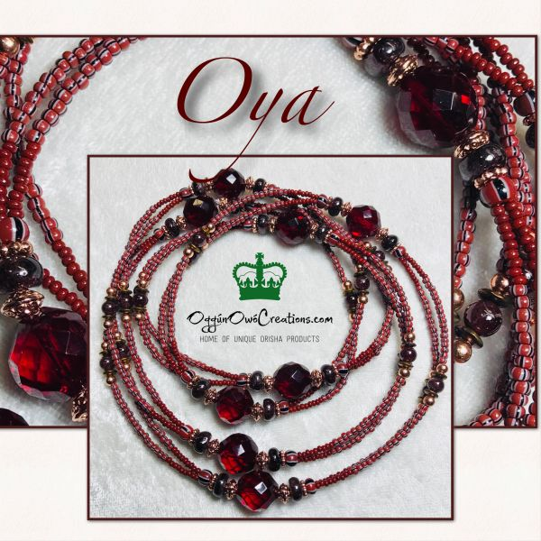 Eleke de Oya 2 (2strand)