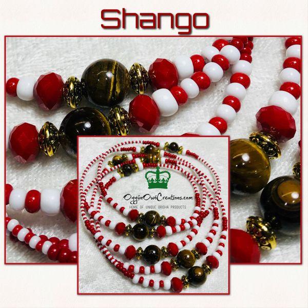 Eleke de Chango 8
