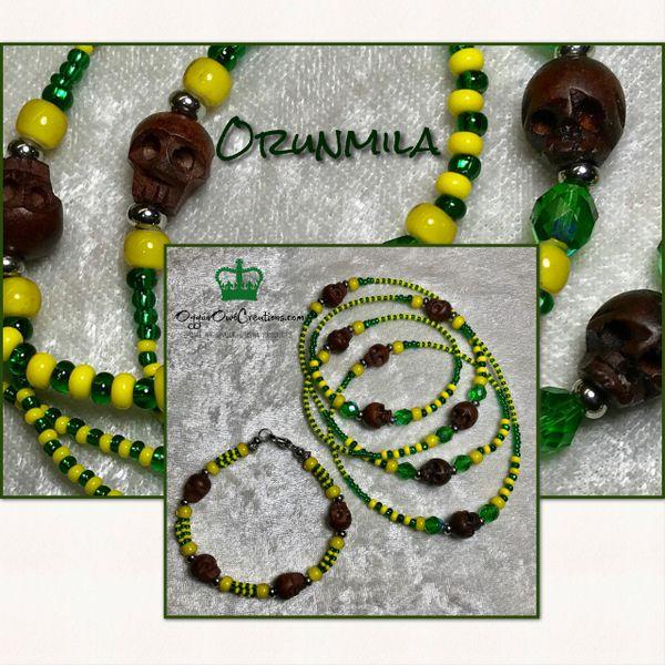 Orunmila set 8