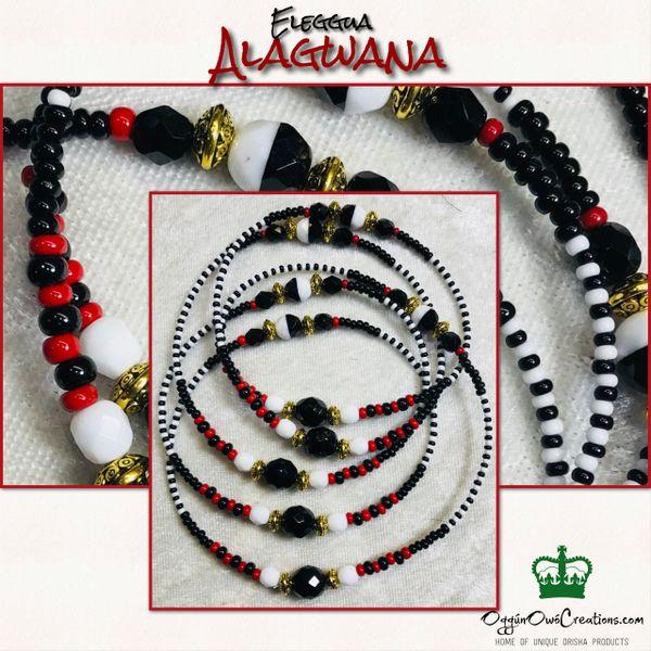 Eleke de Eleggua Alagwana 3