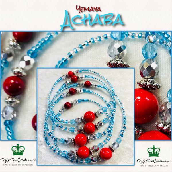 Eleke de Yemaya Achaba 7